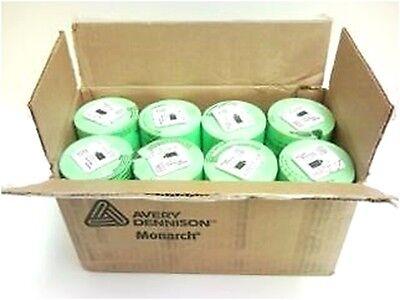 Genuine Monarch 1136 Green Labels One Box