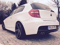 """19"""" STAGGERED CONCAVE ALLOYS BMW WHEELS M SPORT E60 E46 E90 E91 E92 F30 F31 F22 F11 F10 M3 M4 M5 M6"""