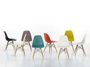 Eames Style Eiffel Dining Chair Molded Side Chairs Restaurant