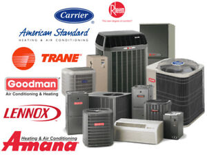 PREMIUM HIGH EFFICIENCY FURNACES AND AIR CONDITIONERS