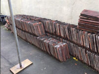 Roof Tiles Original Red Clay - Double Roman