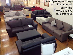 Unbeatable New L-shape Sofa Lounge Great value sofa bed available Surry Hills Inner Sydney Preview