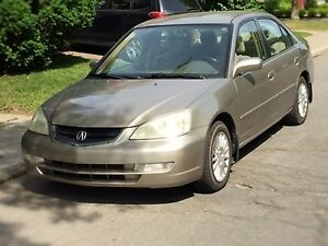 2003 Acura 1.7 EL automatic