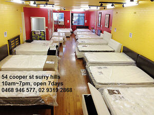 Unbeatable New High Quality Mattress Bed Base Great Value