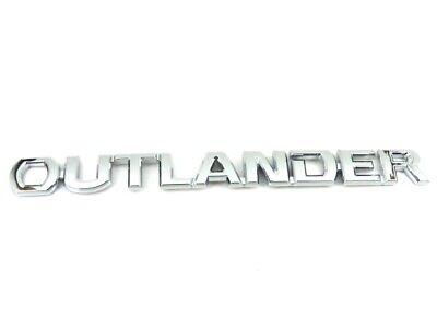 Original Mitsubishi Phev Kofferraum Emblem Heck Emblem für Outlander 2013+Mk3
