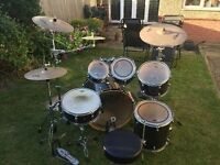 Mapex Drum Kit - complete kit - great condition.