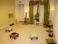 Rooms for rent classes, workshops, very central location