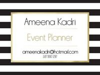 Event Planner. FREE New Client Consultation (value $150).