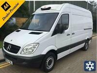 2013 Mercedes-Benz Sprinter GAH fridge unit fridge van 2.1 CDI 313 Panel Van 4dr
