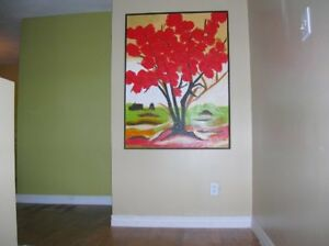 STUDENTS:  FURNISHED HOUSE great décor, minutes to campus