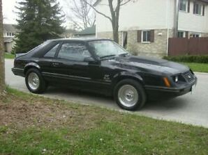 1983 ford mustang gt for sale