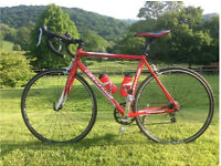 Cannondale CAAD 8 Carbon Forks Sora Shinano Road Bike