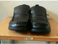 Men Black shoes size 9 UK