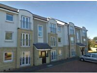 Unfurnished 1 bedroom flat to rent in popular Linlithgow development