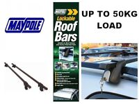 Brand New Maypole Roof Rack - fully lockable - open rail type.