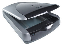 Epson Perfection 3200 Photo & Slide Flatbed A4 Scanner