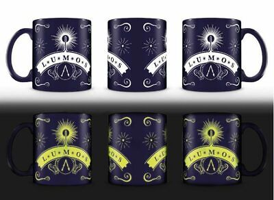 Harry Potter Glow In The Dark Tasse Lumos ()