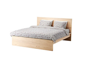IKEA MALM Bed Frame - Queen