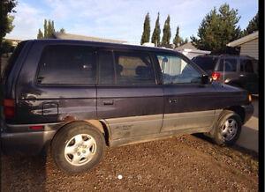 1997 Mazda Van