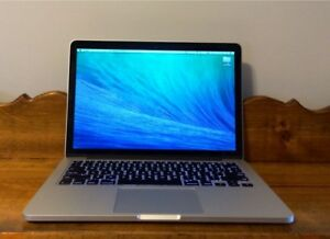 Used MacBook Pro 13 inch 2013