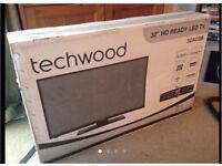 "Techwood 32"" HD Ready LED TV [32A02B]"