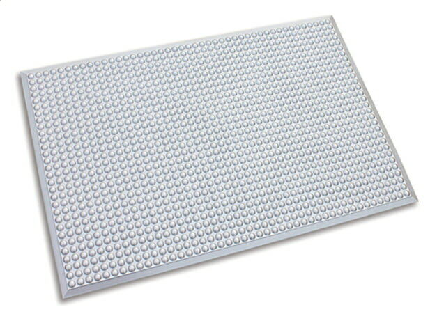 VWR Ergonomic Bubble Mat 2x3 Gray, IN0203SILVWR Laboratory Consumable