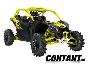 2019 VCC Can-Am Maverick X3 Maverick X3 X MR TURBO R