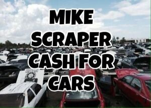 ✔️Scrap Cars & Used Cars✔️We Pay $$Top$$Cash$$☎️(647) 633-1034