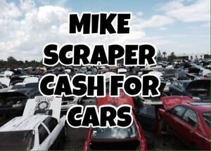 CALL MIKE✨✨ WE PAY THE HIGHEST FOR SCRAP CARS ✨✨