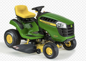 JOHN DEERE LAWN MOWER -RIDE ON- BRAND NEW - 42 INCH CUT