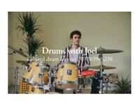 Affordable Drum Lessons/tuition