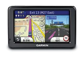 Garmin nuvi 2415 Traffic & Bluetooth GPS Sat Nav - UK & Ire.+ Iceland & Nordics (no offers, please)