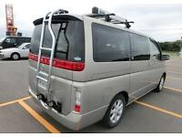 NISSAN ELGRAND E51 AUTO 4X4 * ONLY 53000 MILES * OVER 200 CARS IN STOCK