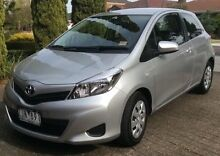 2011 Toyota Yaris YRS Auto As New Lalor Whittlesea Area Preview
