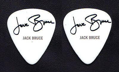 Cream Jack Bruce Signature White Guitar Pick - Eric Clapton, used for sale  Shipping to Canada