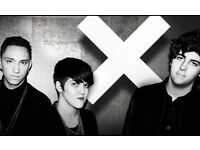 *Sold* 1 ticket to The XX,SWG3, Wednesday 30th August