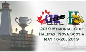 2019 Memorial Cup Halifax Tickets