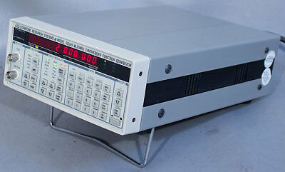 Stanford Research Srs Ds345 Arbitrary Function Generator 30 Mhz Wopt. 1
