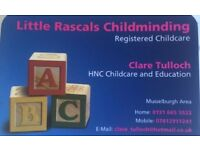****Registered Childminder****