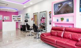 Salon/hairdressing business for sale/rent in heart of Enfield Town