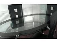 Black ash class table