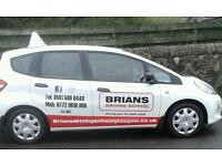 Driving lessons Anniesland and the west end of Glasgow
