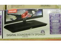 Brand new Maxell 70w MXSB-252 digital soundbar
