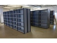 Wanted Used Industrial Shelving & Longspan Racking Systems - Fast Offers