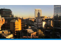 ( OLD BROAD STREET - CITY -EC2M) Office Space to Let in City Of London