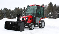 Snow Removal (Residential and Commercial)