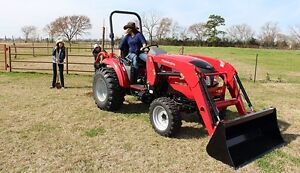 MAHINDRA 1533 HST / LDR - approx $348/mnth financed