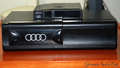 AUDI CD PLAYER CHANGER A4 A6 A8 4D0 035 111 RADIO 1996