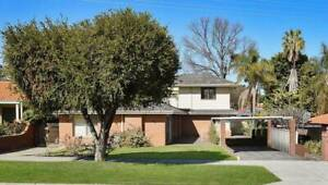 Secure, spacious furnished house in convenient location