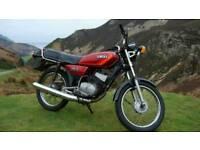 Yamaha rxs 100